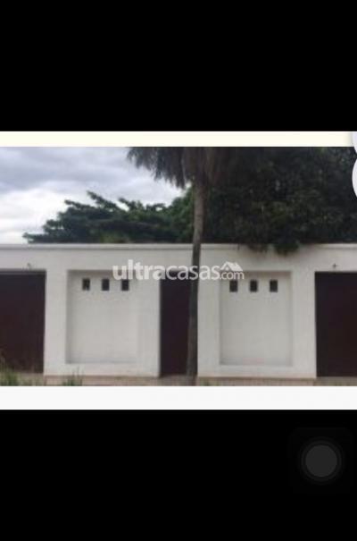 Casa en Venta en Santa Cruz de la Sierra 6to Anillo Sur Avenida Paurito