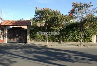 Casa en Venta en Cochabamba Aranjuez Calle Rico Toro