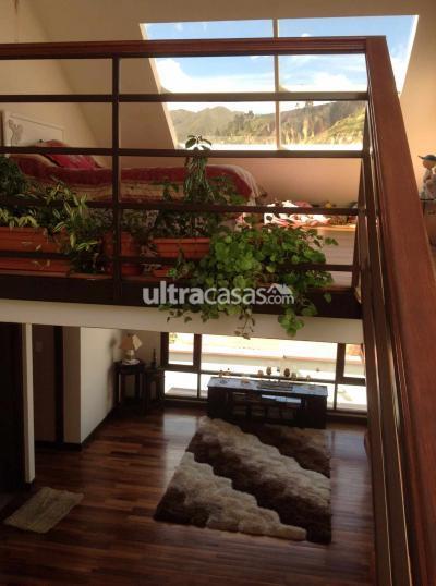 Casa en Venta en La Paz Achumani Huantaqui