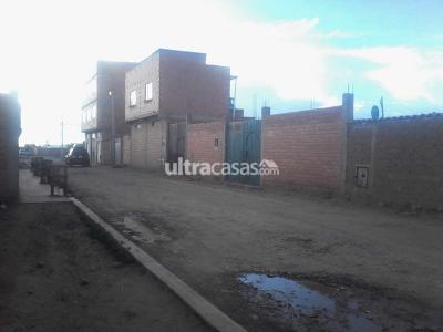 Casa en Venta en El Alto 16 de Julio urbanizacion juana azurduy de padilla unidad vecinal F - G