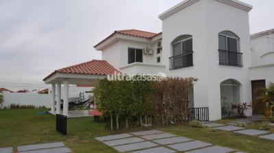 Casa en Alquiler en Santa Cruz de la Sierra Urubó HERMOSA CASA EN ALQUILER DE 3 DORMITORIOS - URUBO