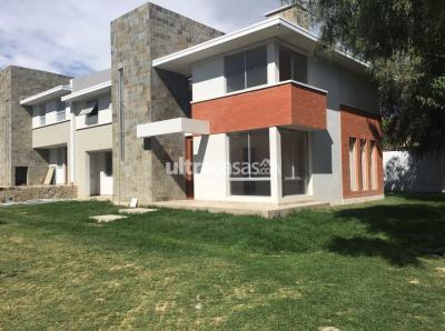Departamento en Venta en Cochabamba Tiquipaya TROJES