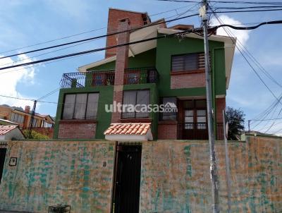 Casa en Venta en La Paz Chasquipampa