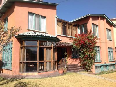 Casa en Venta en La Paz Calacoto Calle 21