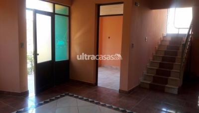 Casa en Venta en Cochabamba Muyurina