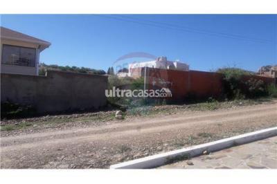Terreno en Venta en Tarija Miraflores
