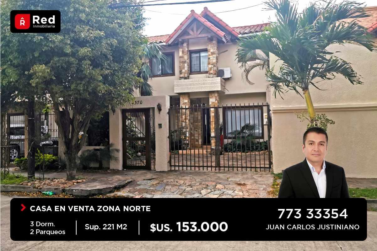 Casa en Venta AVENIDA BENI ENTRE 4TO Y 5TO ANILLO  Foto 1