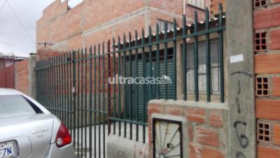 Casa en Venta en El Alto 16 de Julio Zona Rio Seco viviendas Mzno E patio 4 nro 430