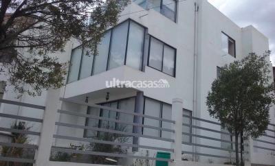 Casa en Anticretico en La Paz Achumani Achumani Urbanizacion Faro