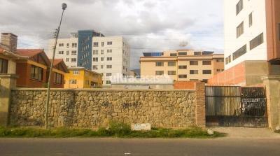Terreno en Venta en Cochabamba Sarco Calle Castro Rojas y Av. Melchor Perez de Olguin
