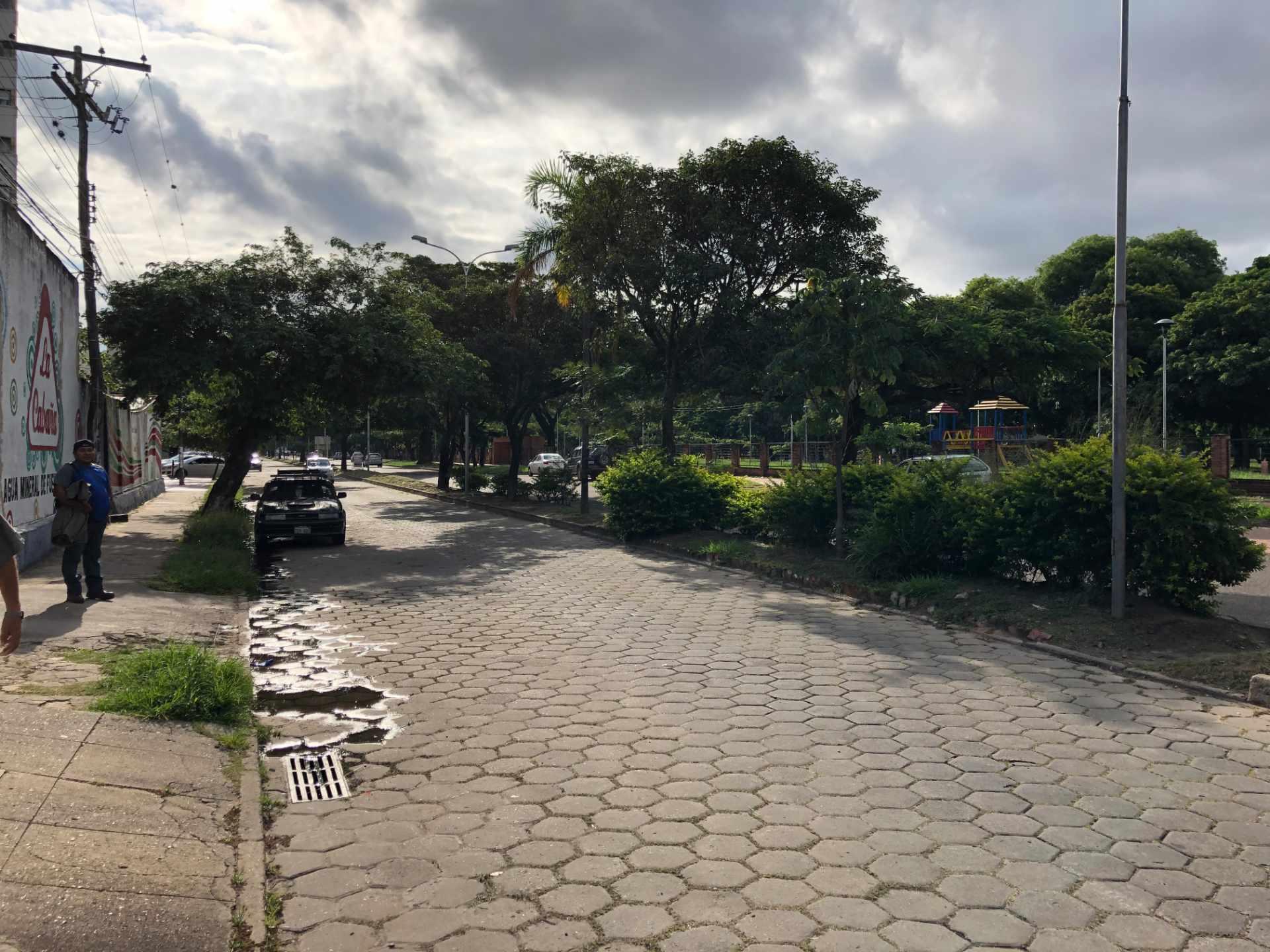 Terreno en Venta Avenida Teniente Cuellar frente al Parque Urbano Foto 5