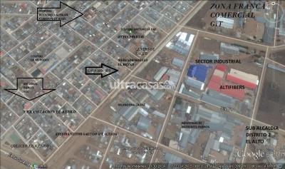 Casa en Venta en El Alto Cuidad Satélite Urbanización El Kenko, Calle 16, # 398 - 399  DISTRITO 2, Ciudad de EL ALTO.