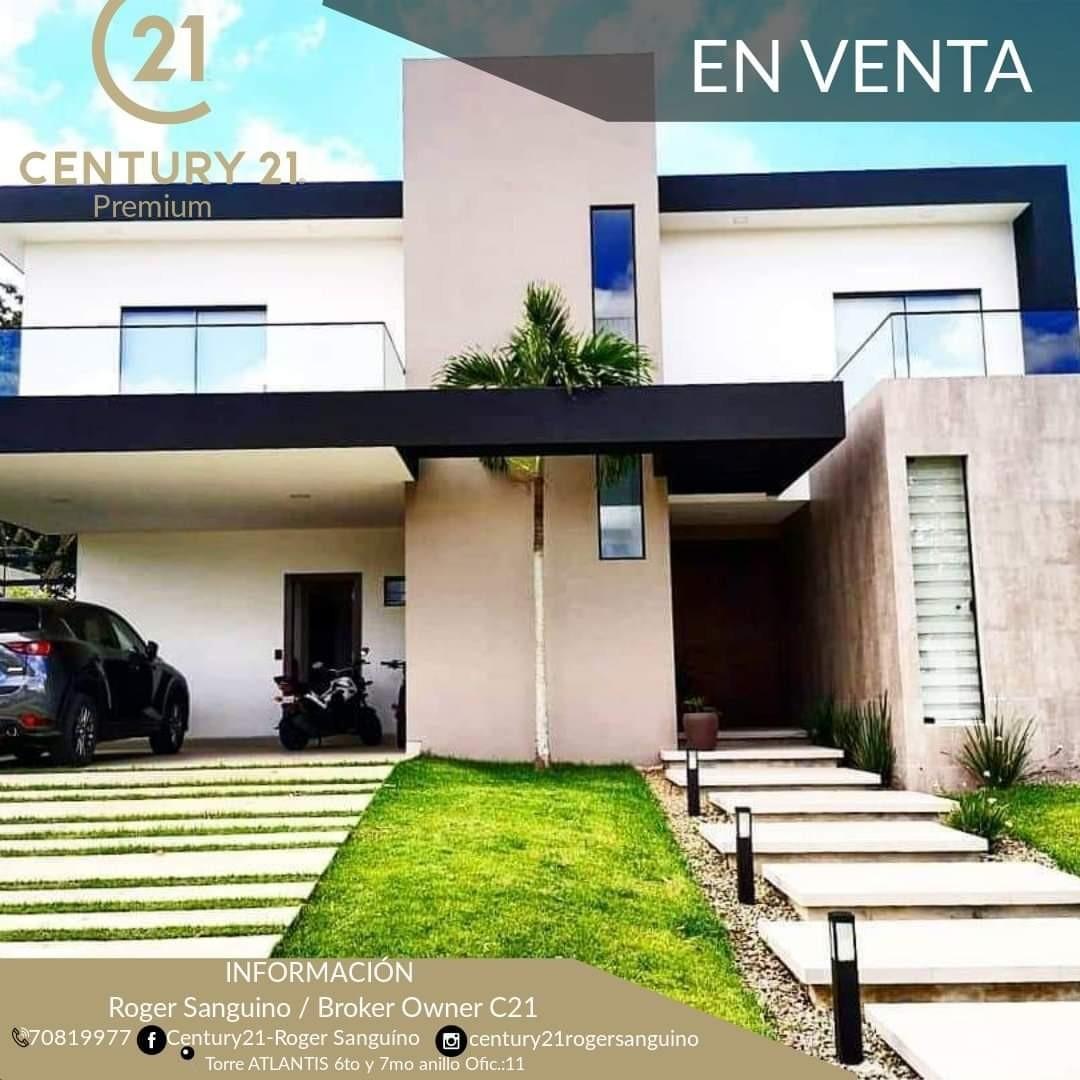 Casa en Venta Urubo, cond. Santa cruz la vieja Foto 1