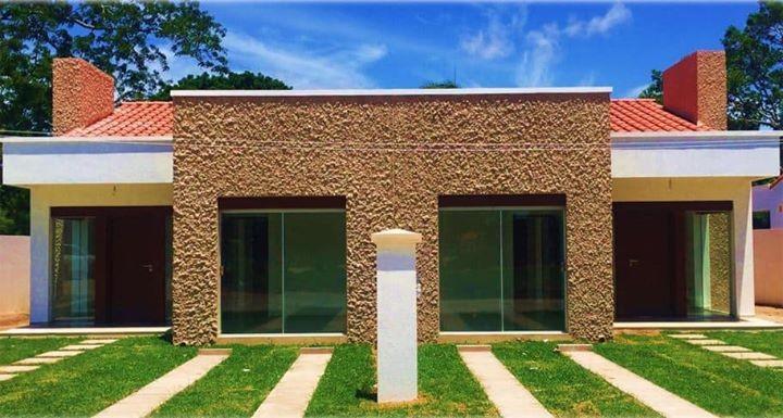 Casa en Venta Ubicación: Urbanización Jardines de La Riviera - Residencias y Condominio (Av. Banzer Km 8 1/2,  Foto 1