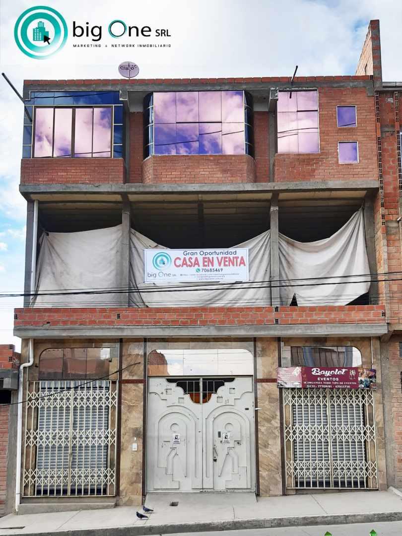 Edificio en Venta Avenida 16 de julio #51 –entre avenida La Paz y calle Catacora Foto 1