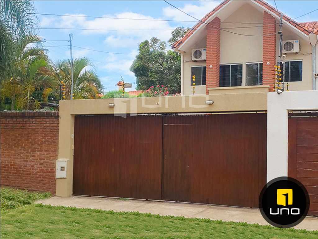 Casa en Alquiler CÓMODA Y ACOGEDORA CASA INDEPENDIENTE DE 2 PLANTAS ZONA NORTE (AV. BANZER) ENTRE 7MO Y 8VO ANILLO Foto 18