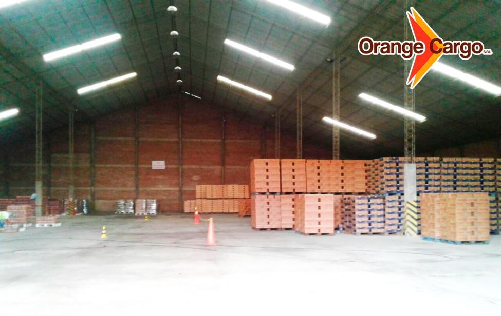 Orange Cargo