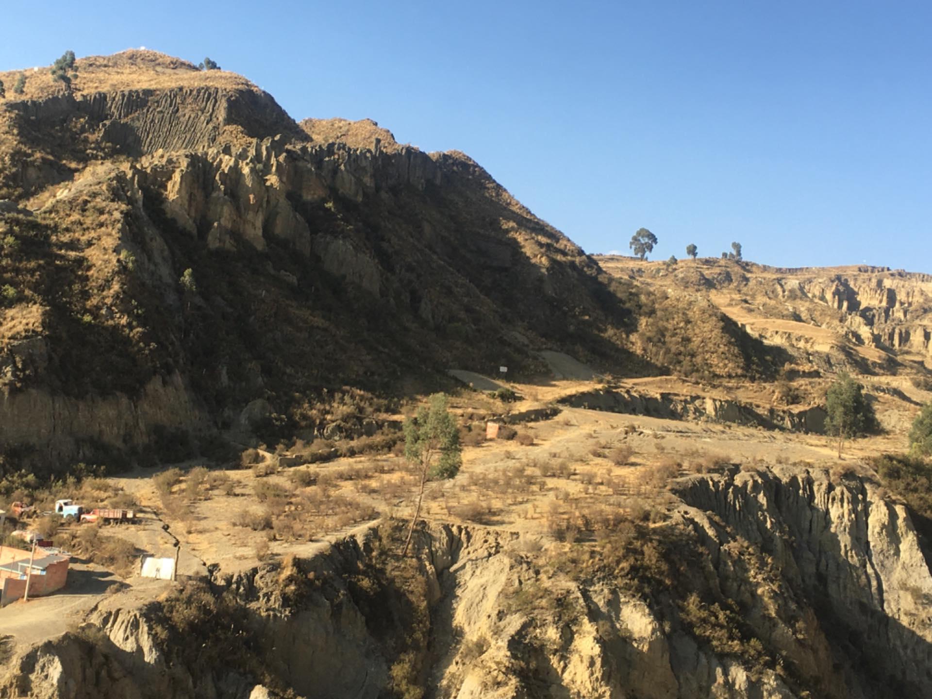 Terreno en Venta Achumani inmediaciones de la zona de Las Violetas  Foto 1