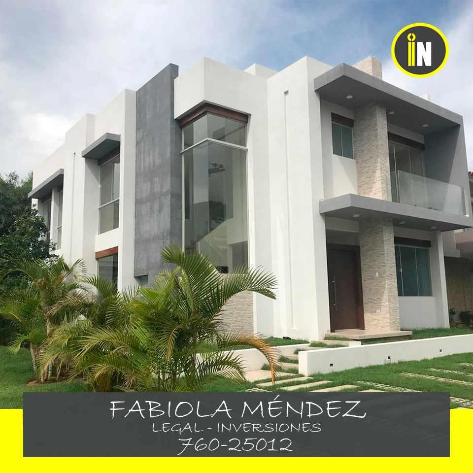 Casa en Alquiler CONDOMINIO MIRAGE URUBO Foto 1