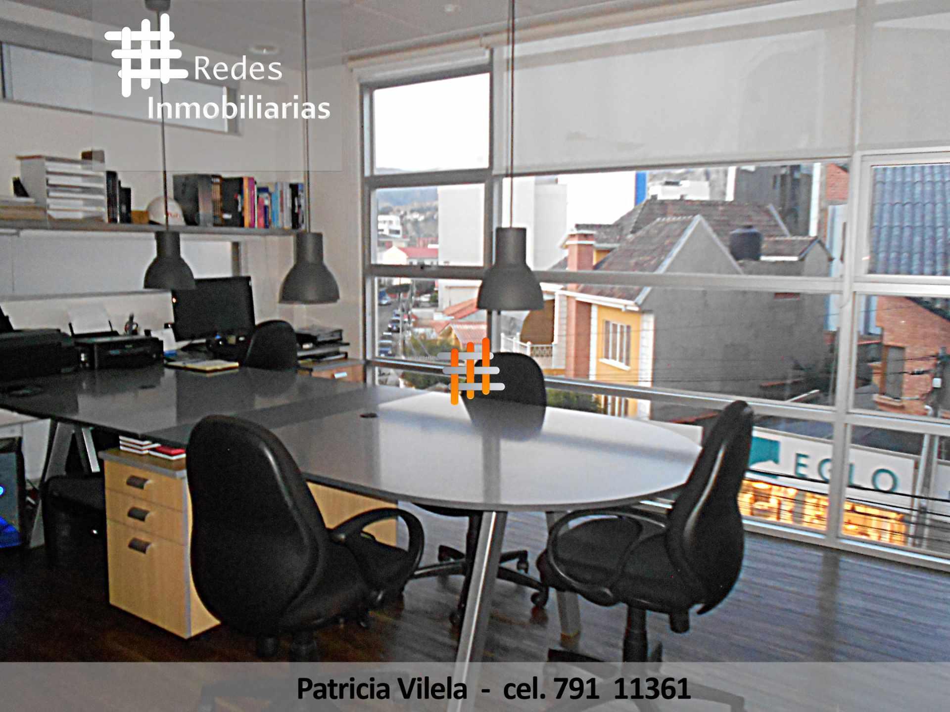Oficina en Alquiler EN ALQUILER OFICINA AMOBLADA: SAN MIGUEL Foto 1