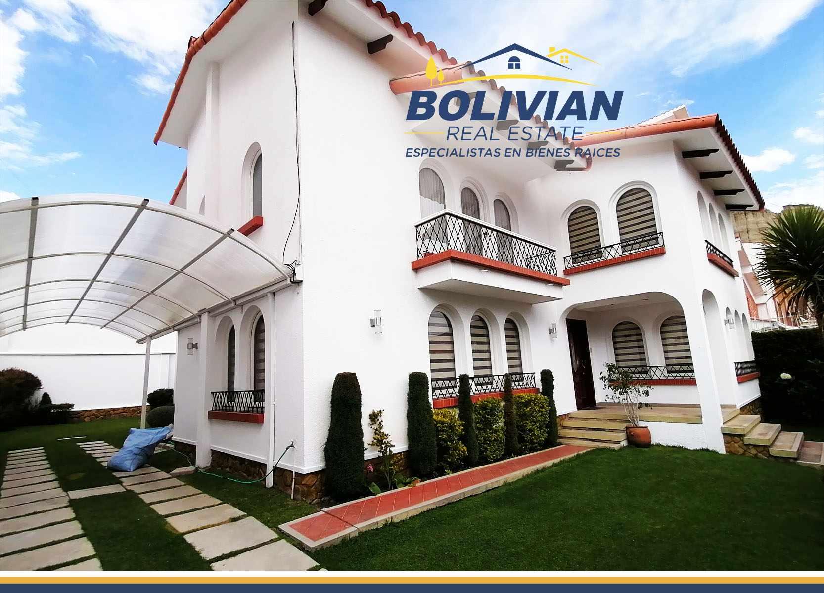 Casa en Alquiler ACHUMANI  BAJO  PRECIOSA CASA EN ALQUILER  Foto 1
