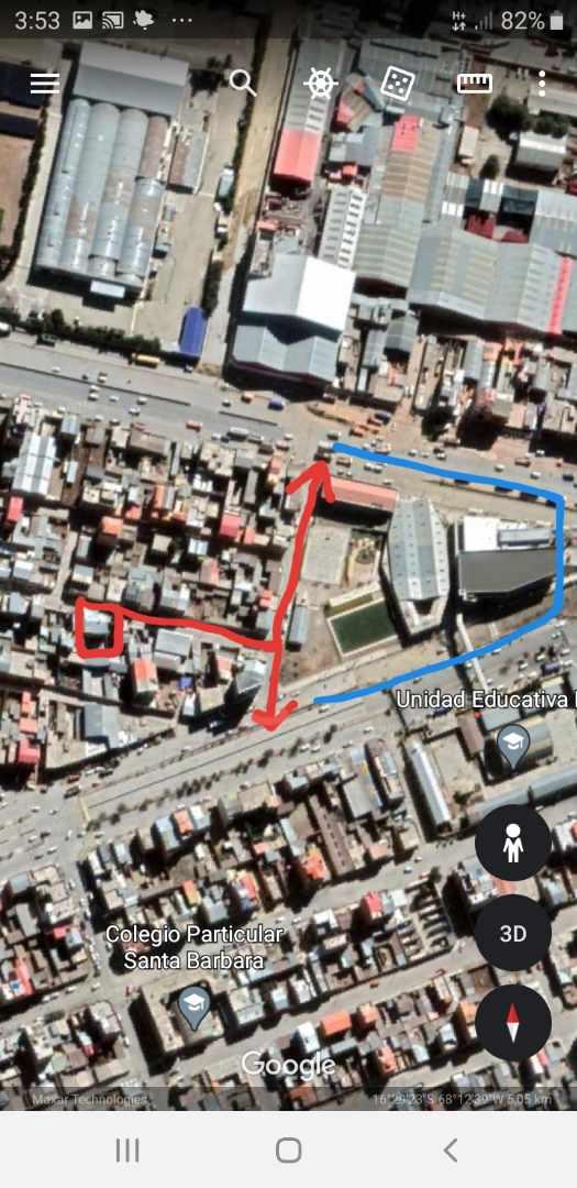 Casa en Venta Av. Tupac Amaru #3255, Zona Nueva Jerusalén Río Seco, ciudad De el Alto  Foto 1