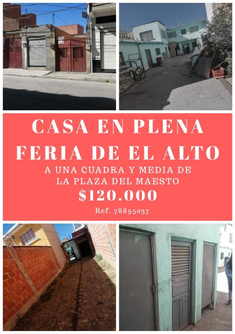 Casa en Venta Calle Luis Torres Cuidad del Alto Foto 1