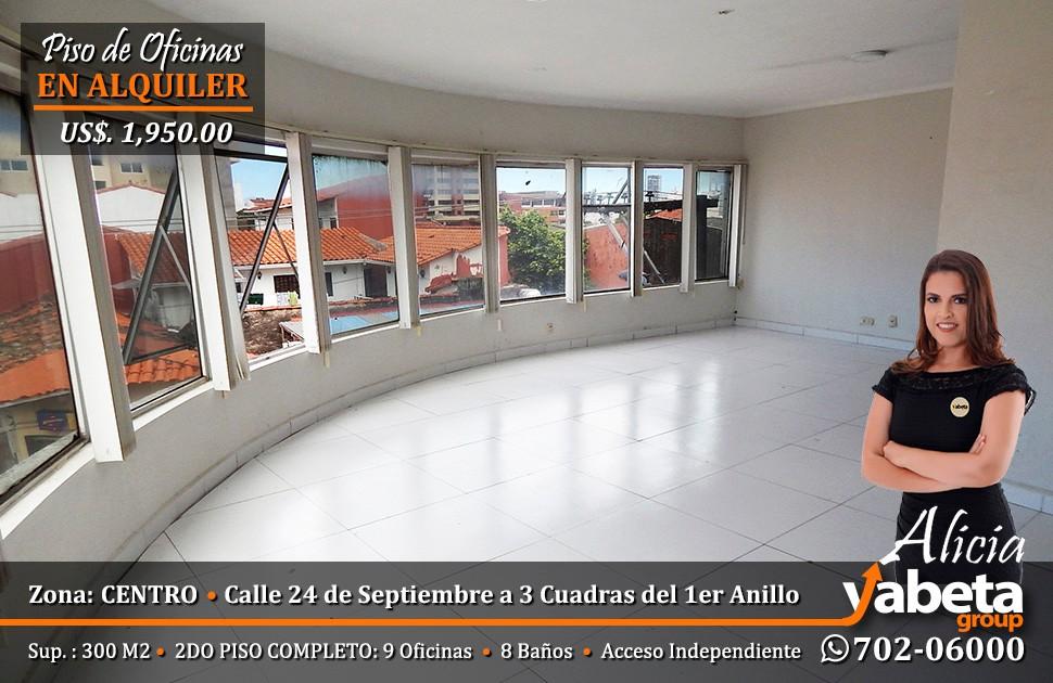 Oficina en Alquiler Oficinas en Calle 24 de Septiembre Foto 1
