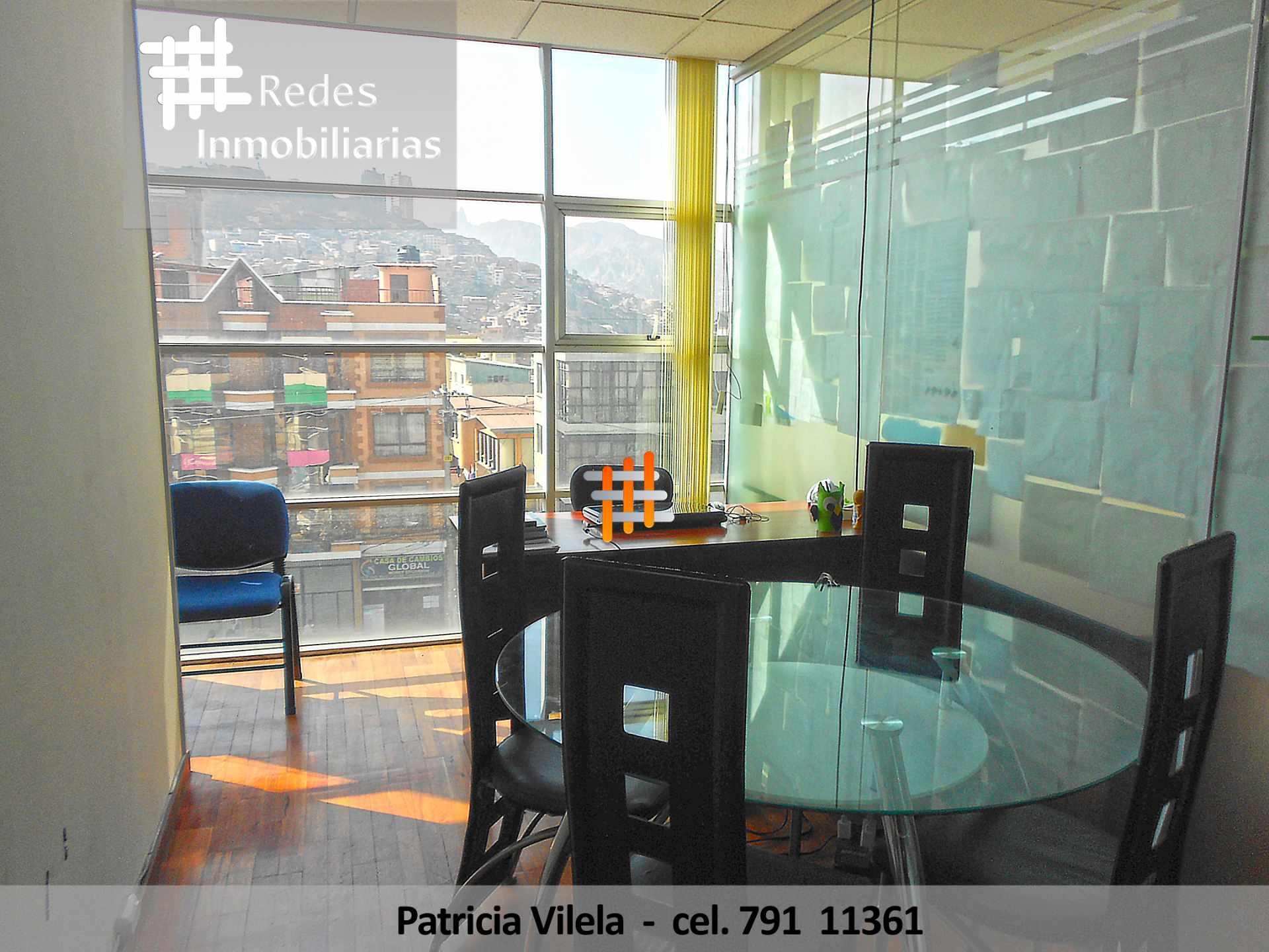 Oficina en Venta OFICINA EN VENTA OBRAJES EDIFICIO MARIO MERCADO Foto 1