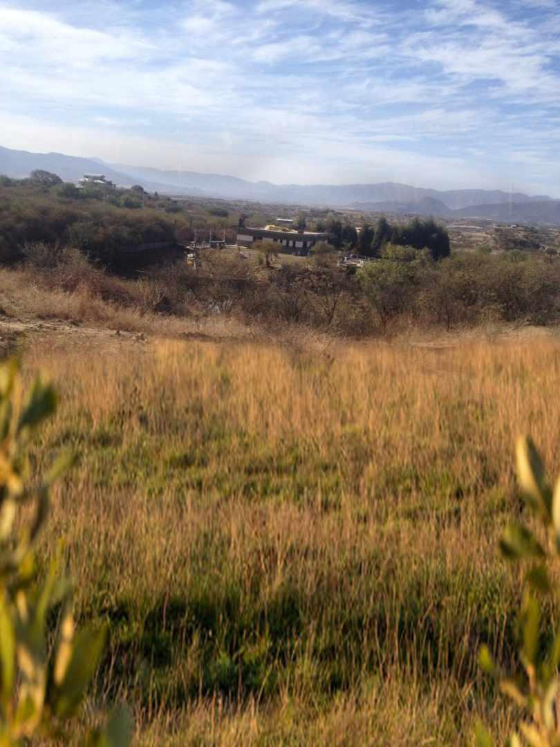 Terreno en Venta Lote de terreno de 800m2  Turumayo, Tarija Foto 1