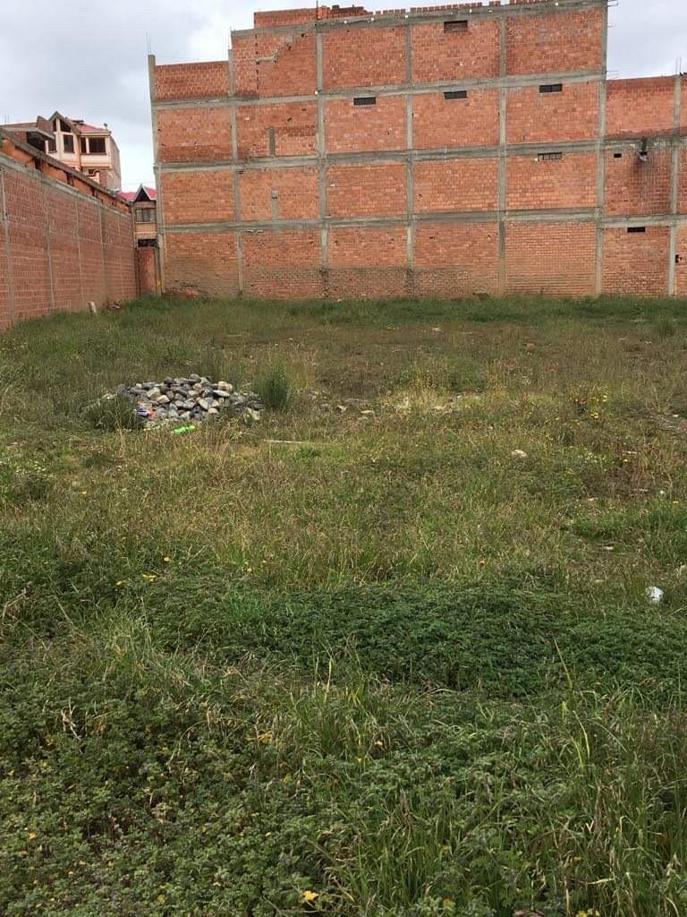 Terreno en Venta El Alto, Zona 12 de octubre Foto 1