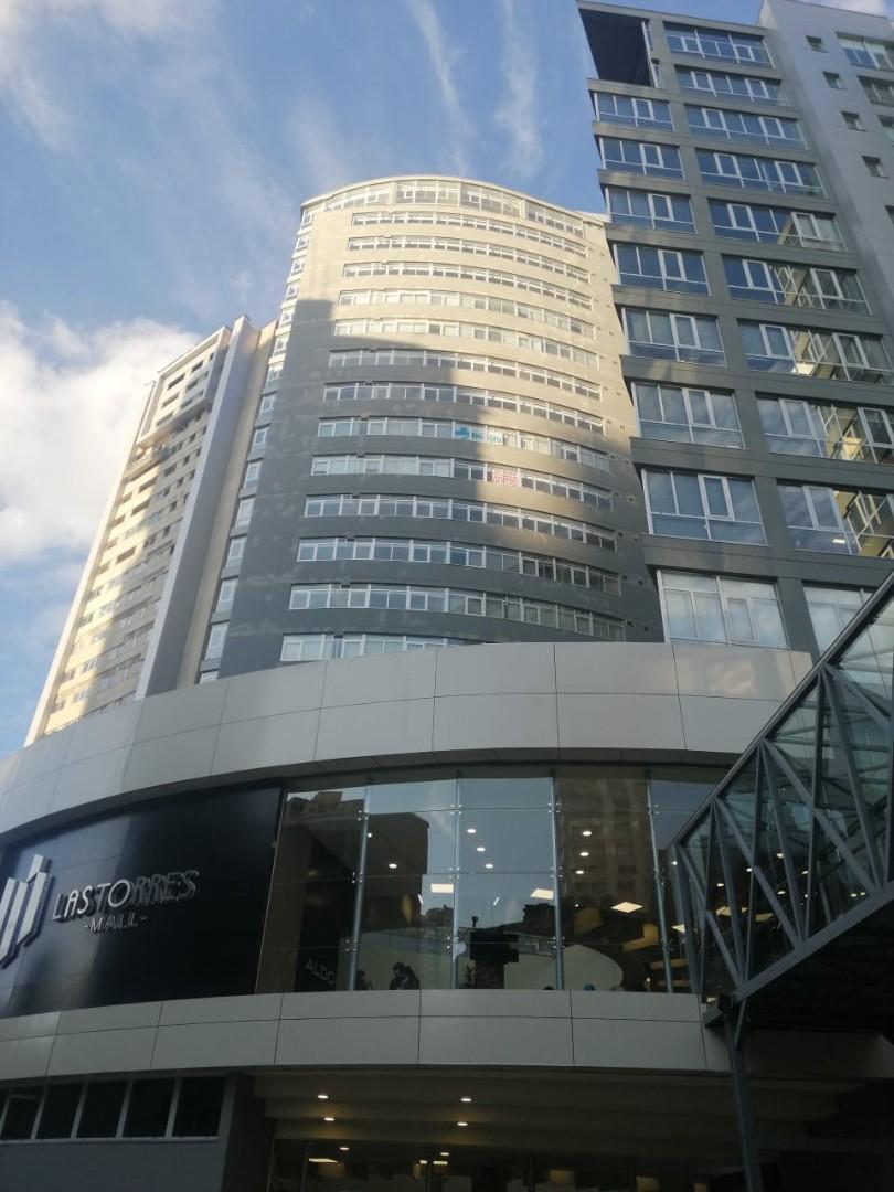 Oficina en Alquiler Av. Arce, plaza Isabel la Católica, las Torres Mall , torre B, piso 11, zona San Jorge  Foto 1