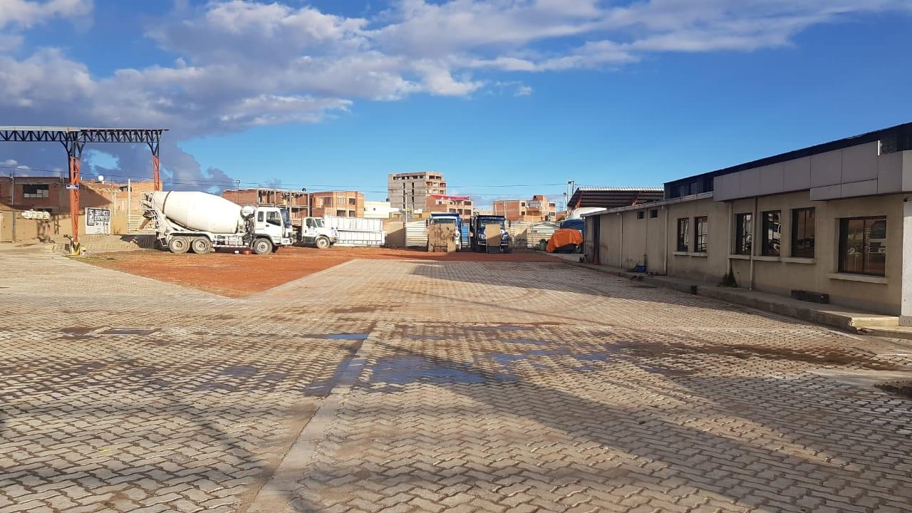 Terreno en Venta El Alto Av. 6 de Marzo  Foto 1