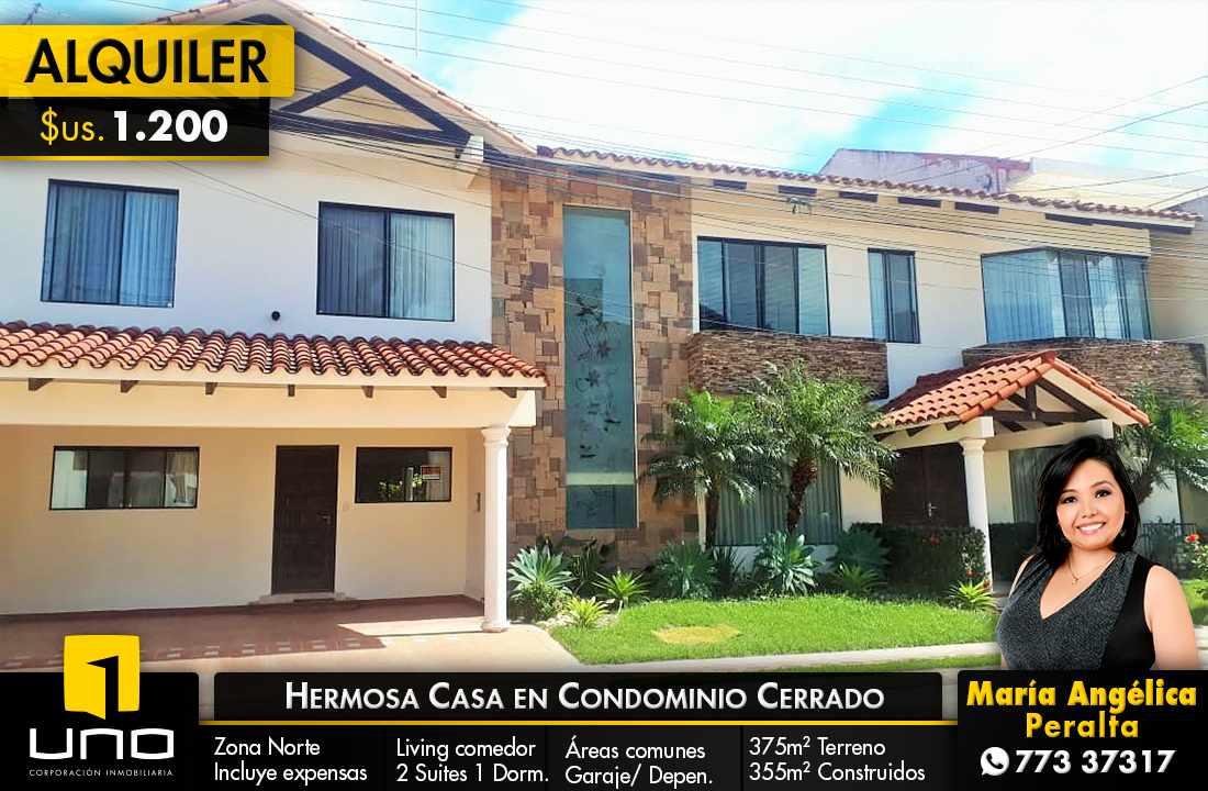 Casa en Alquiler HERMOSA CASA EN ALQUILER   Foto 1