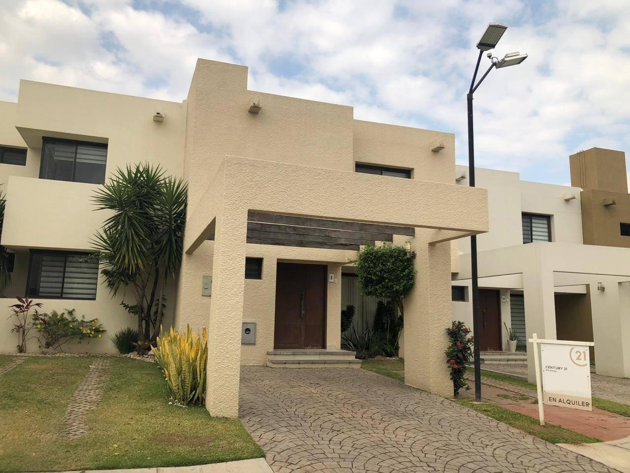 Casa en Alquiler ZONA NORTE - CONDOMINIO LA HACIENDA 3, CASA EN ALQUILER. Foto 1
