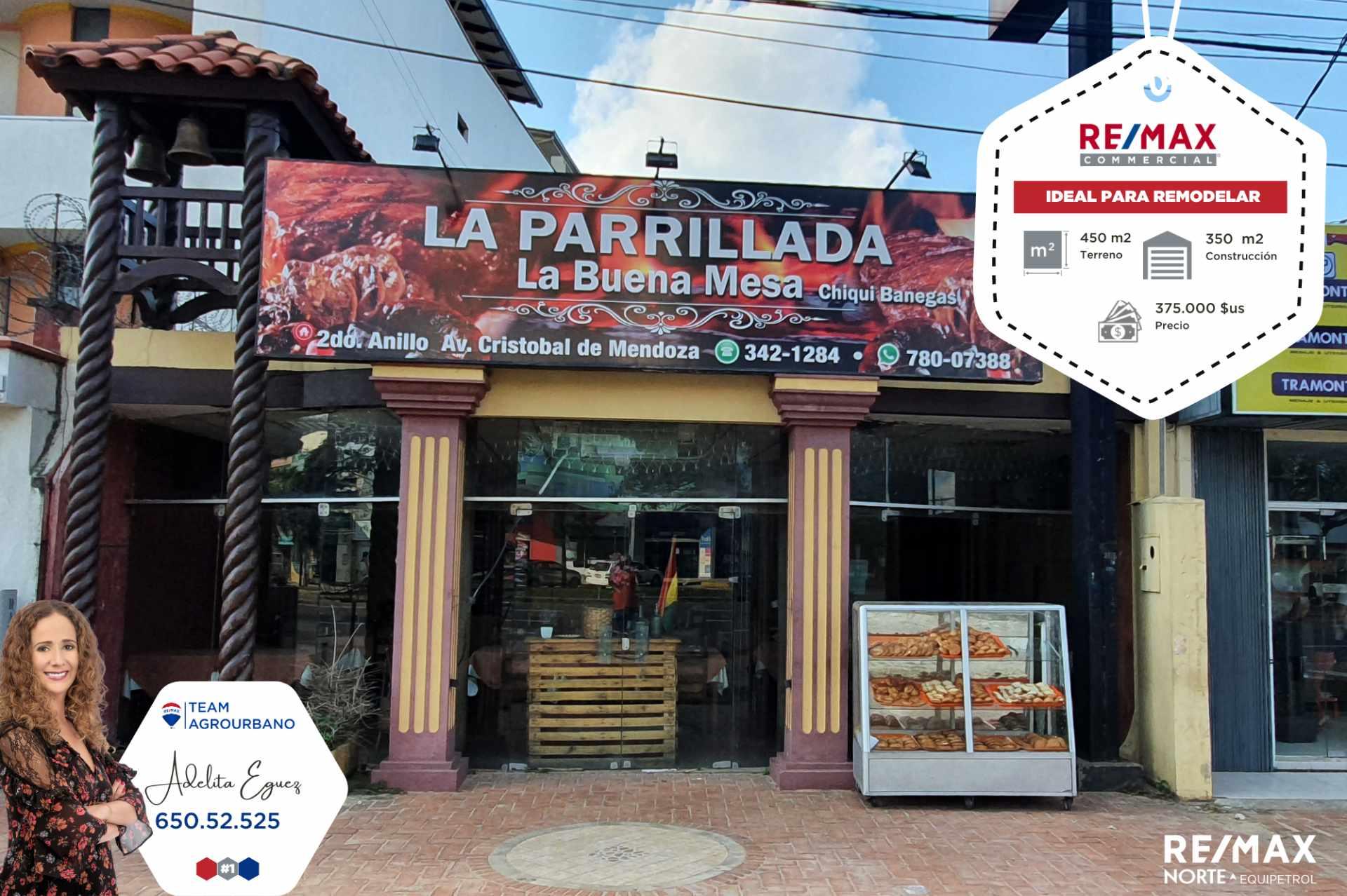 Local comercial en Venta Inmueble comercial Sobre el 2do anillo Entre Av. Alemana y Beni Foto 1