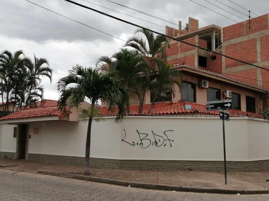 Casa en Alquiler ZONA CENTRO - CALLE MAMORE entre 1º y 2º anillo (En esquina) Foto 1